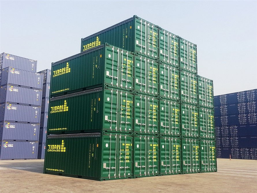buy new used containers uk
