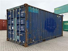 Grade B TITAN Containers Shipping Container