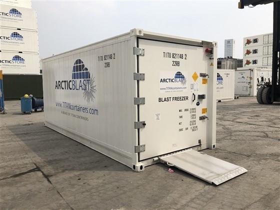 Blast Freezer & Cold Storage image 15