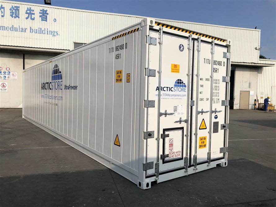 Blast Freezer & Cold Storage image 16