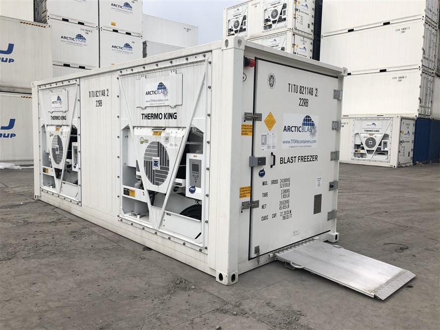 Blast Freezer & Cold Storage image 23