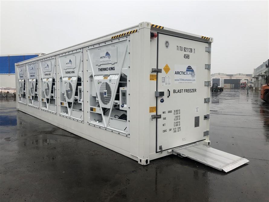 Blast Freezer & Cold Storage image 24