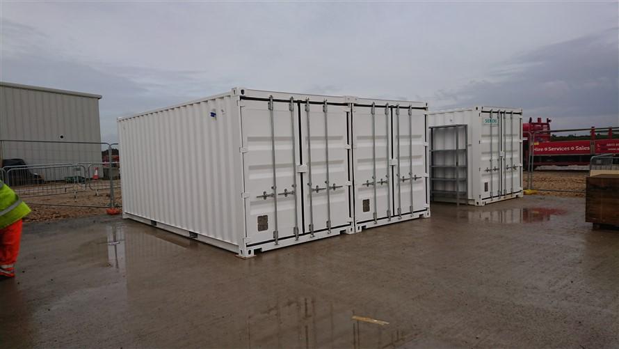 Container modification 1