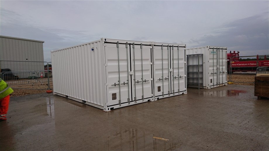 East Midlands Storage Container Hire & Sales Image 1