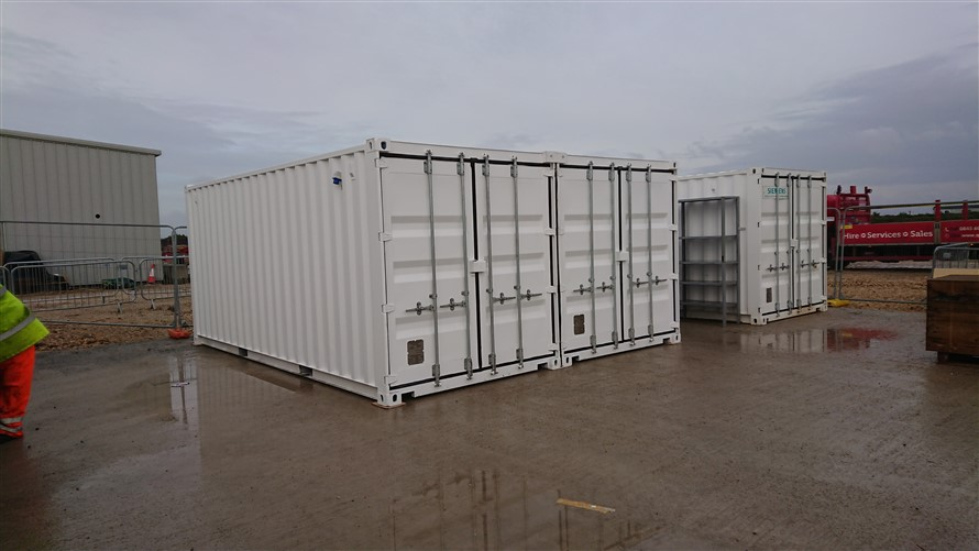 South West & South Wales Storage Container Hire & Sale Image 3