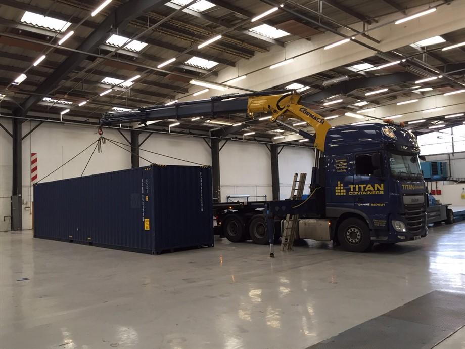 Yorkshire Storage Container Hire & Sales Image 2