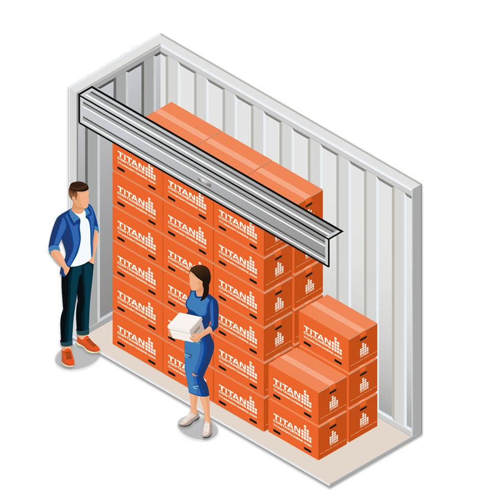 Mini room | TITAN Containers
