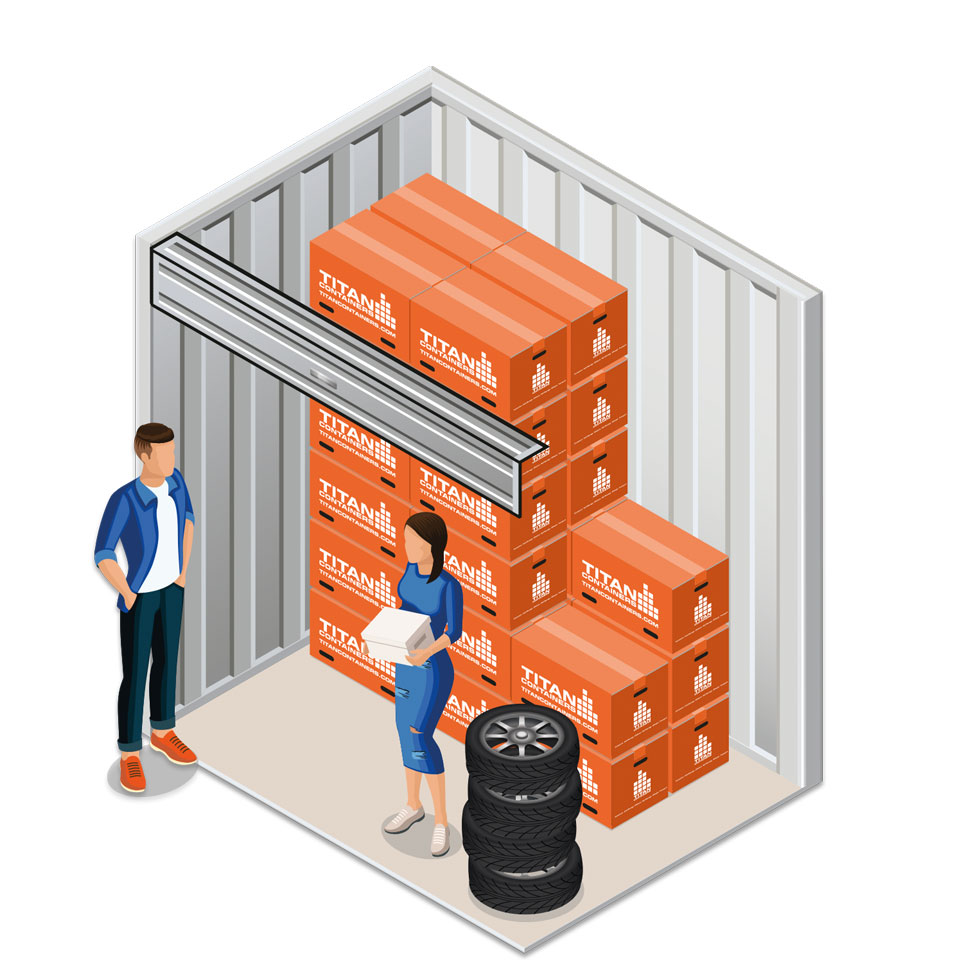 Small Room | TITAN Containers
