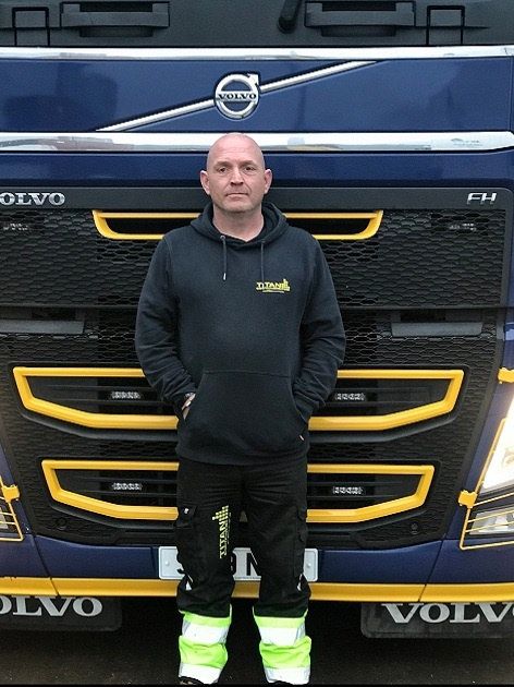 Uk TITAN Containers Driver 7