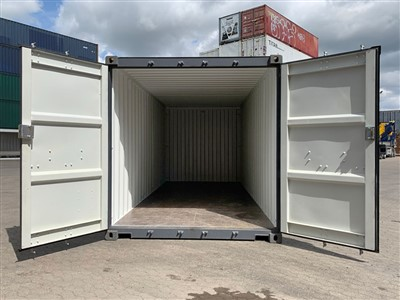 Premium TITAN Containers Container Grade Inside Look