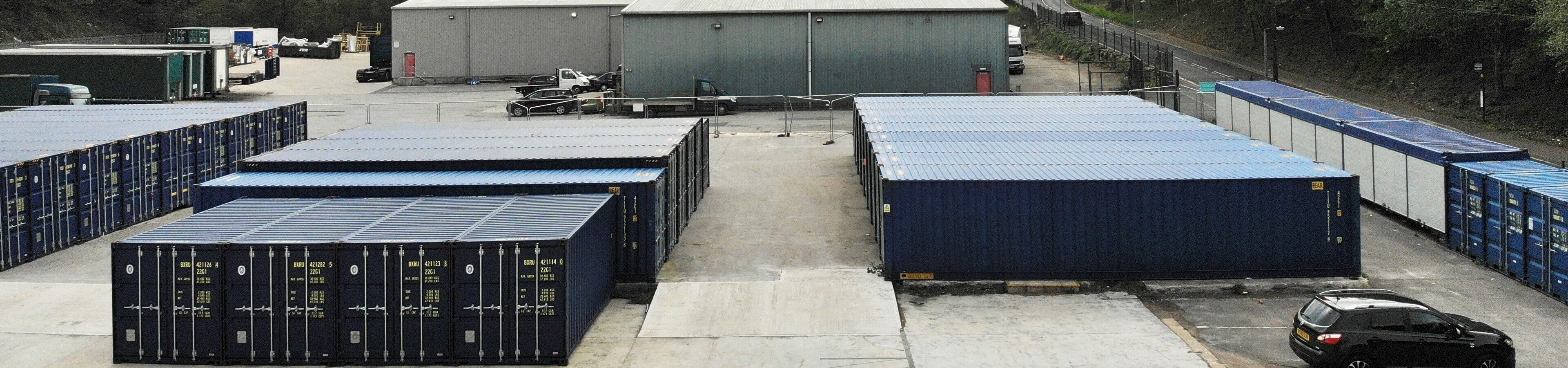 Halifax Self Storage header image | TITAN Containers