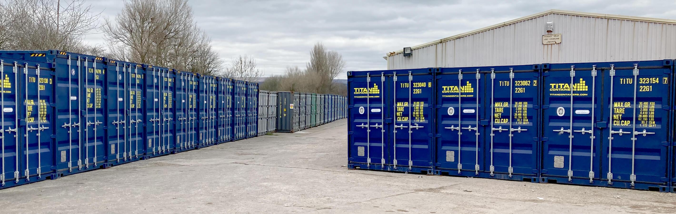 Self Storage Wigan